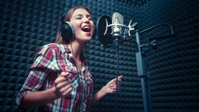 VOCAL RECORDING TECHNIQUES